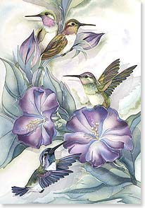 Mother's Day Card - May all your sweetests hopes and dreams take wing! | Jody Bergsma | 21094 | Leanin' Tree