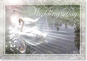 Wedding Card - On Your Wedding Day | Steve Hunziker | 21132 | Leanin' Tree