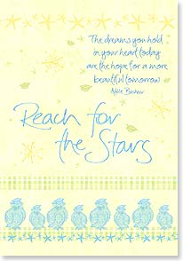Graduation Card - Graduation Card | Reach For The Star | Intrinsic by Design® | 21134 | Leanin' Tree