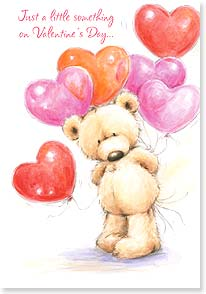 Valentine's Day Card - ...for someone who's more than just a little special. | Makiko | 21672 | Leanin' Tree