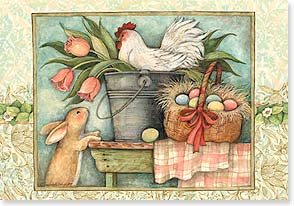 Easter Card - May every little thing about Easter bring joy. | Susan Winget | 21695 | Leanin' Tree