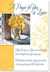 Easter Card - May your springtime be as beautiful as the promises of God. - 21701 | Leanin' Tree