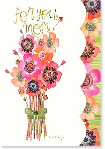 Mother's Day Card - Sending all my love to the sweetest Mom ever. | Robbin Rawlings | 21729 | Leanin' Tree