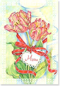 Mother's Day Card - I carry you in my heart. | Donna Race | 21739 | Leanin' Tree