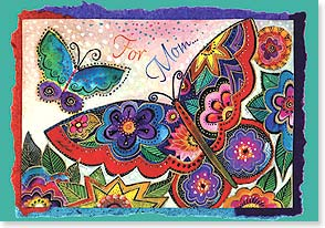 Mother's Day Card - I am so lucky to call you my friend. | Laurel Burch® | 21745 | Leanin' Tree
