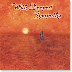 Sympathy Card -  A Life Well Lived | Bee Sturgis | 23229 | Leanin' Tree
