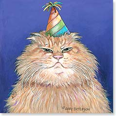 Birthday Card - Happy Friggin' Birthday | Gary Patterson | 23408 | Leanin' Tree