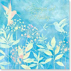 Feel Better Card - Healing Wishes | Susan Winget | 23422 | Leanin' Tree