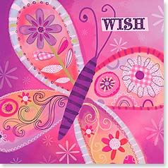 Birthday Card - Staff Pick - WISH | Jessica Flick | 23426 | Leanin' Tree