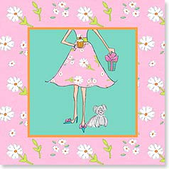 Birthday Card - Birthday Girl | Monica Lee | 23428 | Leanin' Tree