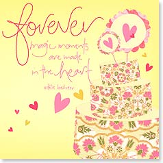 Wedding Card - Forever | adele basheer | Intrinsic by Design&amp;reg; | 23431 | Leanin' Tree