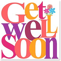Get Well Card - Any questions? | Janet Morley | 23468 | Leanin' Tree
