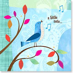 Feel Better Card - Lots of loving prayers for you! w/ Psalm 33:22 | Jessica Flick | 23474 | Leanin' Tree