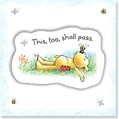 Get Well Card - Bees and Bears - 24076 | Leanin' Tree