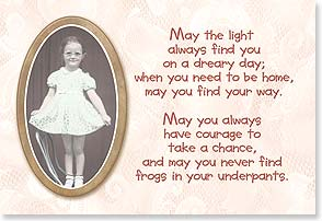 Magnet - May the light always find you... | Maggie Mae Sharp | 25788 | Leanin' Tree