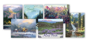 Boxed Note Assortments - Mountain Majesty - 28255 | Leanin' Tree