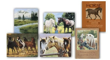 Boxed Note Assortments - Horses - 28263 | Leanin' Tree