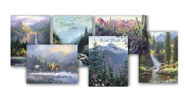 Boxed Note Assortments - Mountain Majesty - 28264 | Leanin' Tree