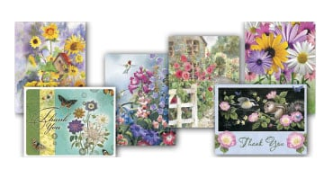 Boxed Note Assortments - Florals - 28265 | Leanin' Tree
