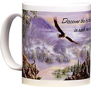 Ceramic Mug - Hidden Treasures - 283 | Leanin' Tree