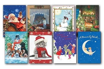 Christmas Card Value Pack - Heartwarming - 28431 | Leanin' Tree