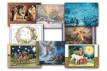 Christmas Card Value Pack - Reason for the Season - 28439 | Leanin' Tree