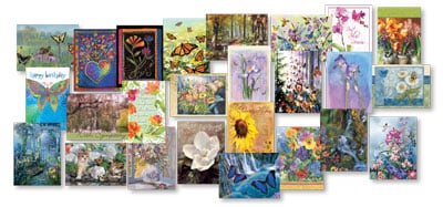 Everyday Card Value Pack - Simply Beautiful - 28657 | Leanin' Tree