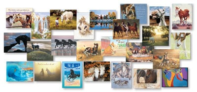 Everyday Card Value Pack - Horses - 28660 | Leanin' Tree