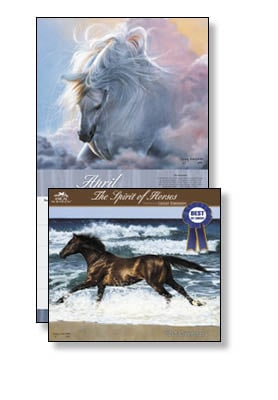 Wall Calendar - Spirit of Horses 2013 Wall Calendar - 28811 | Leanin' Tree