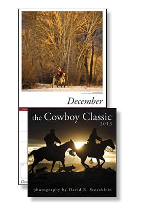 Wall Calendar - Cowboy Classic 2013 Wall Calendar - 28814 | Leanin' Tree