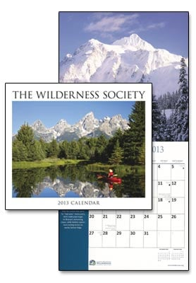 Wall Calendar - Wilderness Society 2013 Wall Calendar - 28817 | Leanin' Tree
