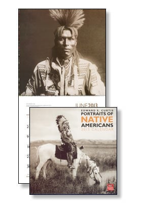 Wall Calendar - Portraits of Native Americans Calendar 2013 Wall Calendar - 28818 | Leanin' Tree