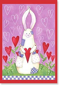 Valentine's Day Card - To some bunny close to my heart! | Lainey Daniels | 29398 | Leanin' Tree