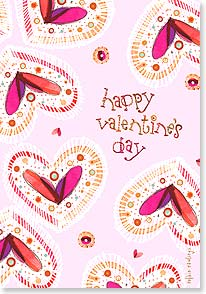 Valentine's Day Card - happy valentine's day to you | Robbin Rawlings | 29400 | Leanin' Tree