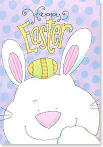Easter Card - ...you silly wabbit! | Ronnie Walter | 29435 | Leanin' Tree