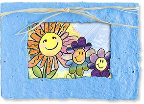 Birthday Seed Card - Sunny Birthday Wishes | Bee Sturgis | 29546 | Leanin' Tree