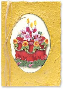 Birthday Card - Sweet and Wonderful Birthday Wish - 29553 | Leanin' Tree