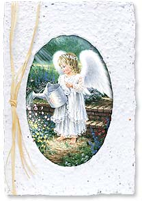 Birthday Seed Card - Sprinkled with a touch of Heaven | Dona Gelsinger | 29567 | Leanin' Tree
