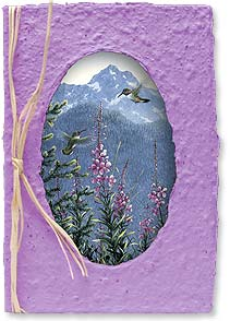 Thinking of You Seed Card - Just humming along thinking of you. - 29582 | Leanin' Tree
