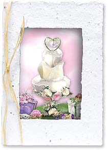 Wedding Card - A Wedding Wish For You | Connie Haley | 29615 | Leanin' Tree