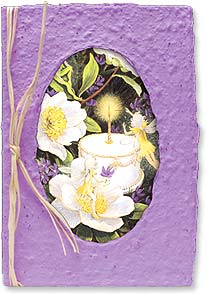 Birthday Card - May your day blossom with magical moments! | Barbara Mitchell | 29630 | Leanin' Tree