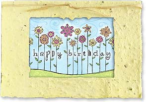 Birthday Card - happy birthday...to you! | BJ Lantz | 29635 | Leanin' Tree