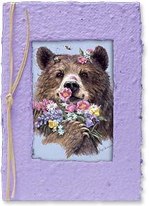 Birthday Seed Card - Beary Best Birthday Wishes - 29636 | Leanin' Tree