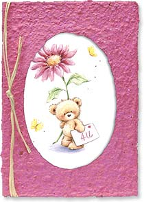 Compliment Seed Card - Anytime Wish 4 U | Makiko | 29669 | Leanin' Tree