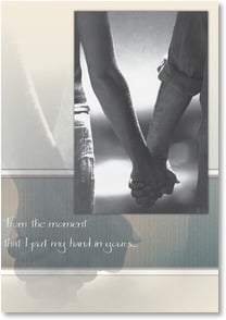 Love & Romance Card - Forever Ours | Fotosearch | 2_2001686-P | Leanin' Tree