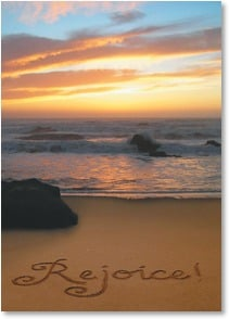 Easter Card - Oceans of Easter Blessings | Susan Y. Davis | 2_2003155-P | Leanin' Tree