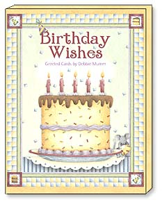Boxed Greeted Note Cards<BR/>3 each of 4 designs - Greeted Note Cards | Birthday Wishes - 34638 | Leanin' Tree