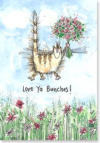 Mother's Day Card - Cuz you're the best! | Margaret Sherry | 38493 | Leanin' Tree