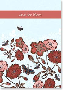Mother's Day Card - Whenever I think of you, it makes me so very happy inside. | Bee Sturgis | 38504 | Leanin' Tree