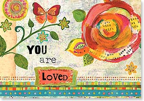 Mother's Day Card - You are loved...so very much | Sue Zipkin | 38510 | Leanin' Tree